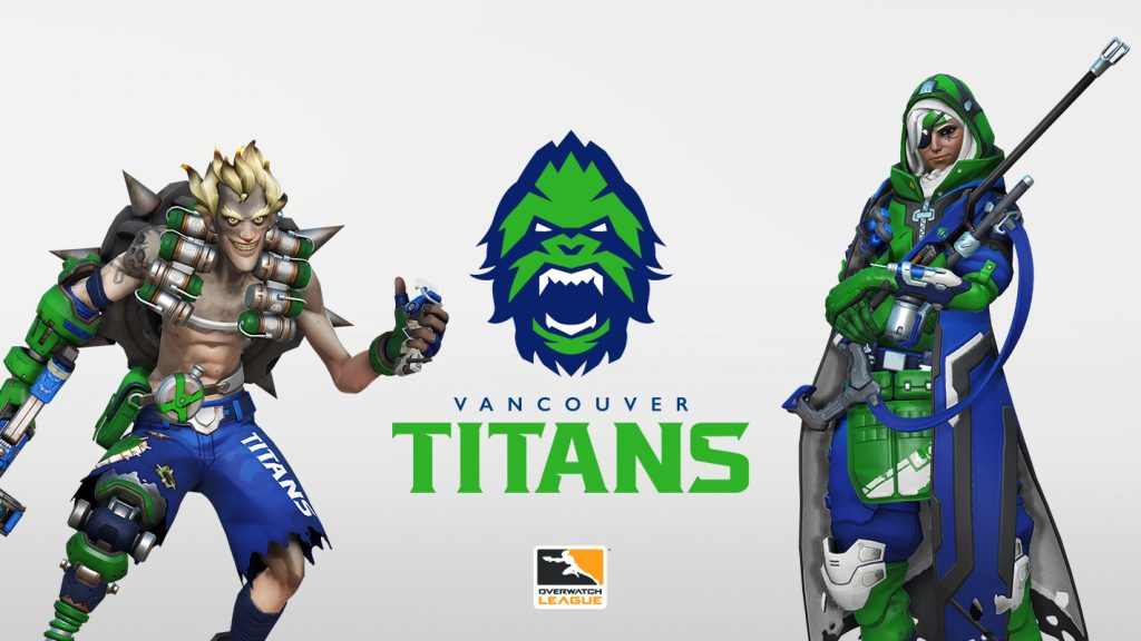 vancouver titans overwatch league team